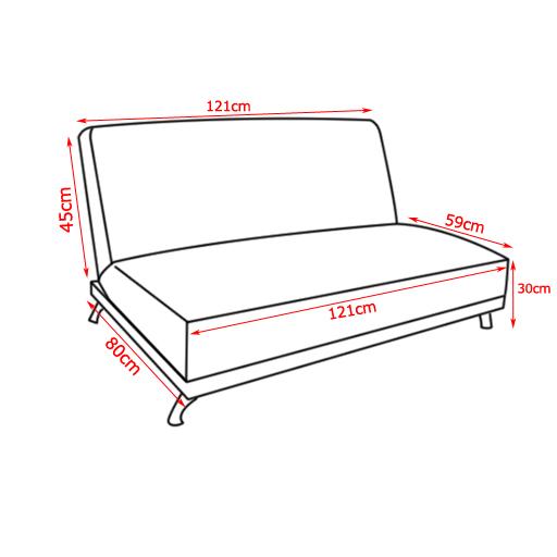Canape Clic Clac Dimension Royal Sofa Idee De Canape Et Meuble