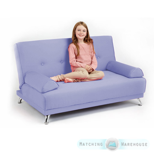 Childrens Cotton Twill Clic Clac Sofa Bed with Armrests  : CLS20S220Model20Lilac from www.ebay.co.uk size 512 x 512 jpeg 144kB