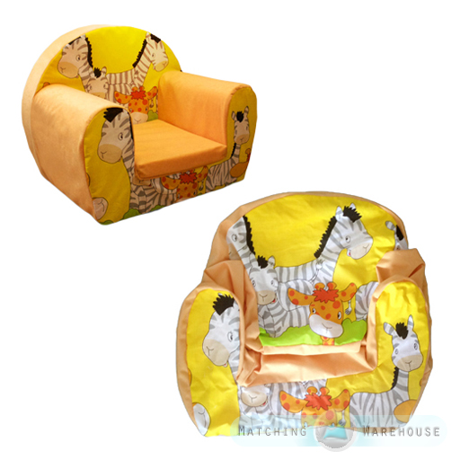 kinder kinder bequem weichschaum stuhlbezug nur kleinkinder sessel sitz sofa ebay. Black Bedroom Furniture Sets. Home Design Ideas
