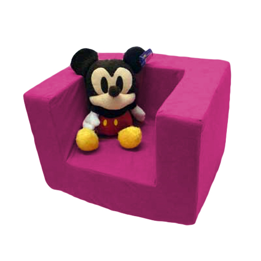 Kids Children S Comfy Chair Toddlers Foam Armchair Cover