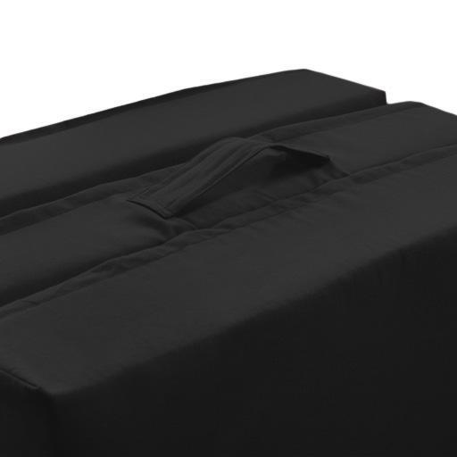 schwarz spritzwassergesch tzt abwischen ausklappbar w rfel. Black Bedroom Furniture Sets. Home Design Ideas