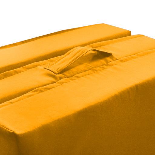 gelb spritzwassergesch tzt abwischen ausklappbar w rfel. Black Bedroom Furniture Sets. Home Design Ideas