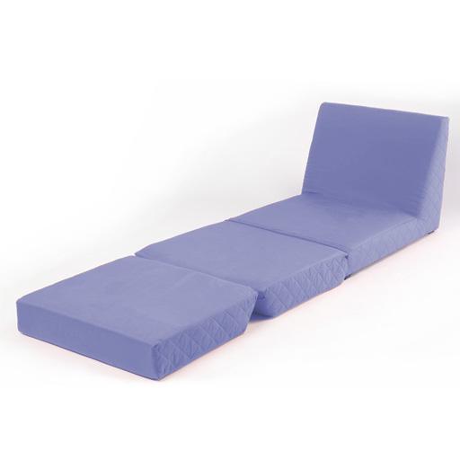 lila ausklappbar z bett einzeln sessel 1 sitz stuhl g stebett matratze futon ebay. Black Bedroom Furniture Sets. Home Design Ideas
