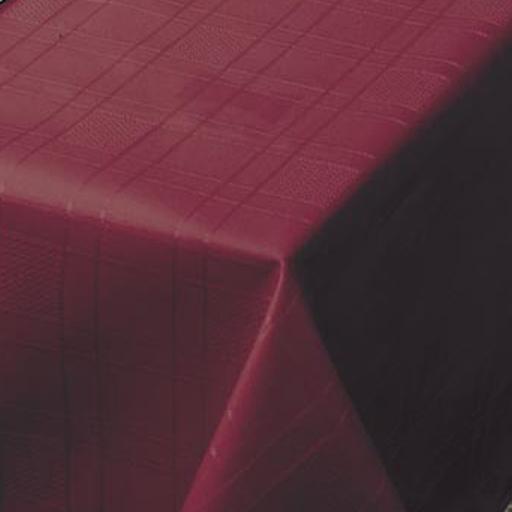 weinrot jacquard tischdecke kariert 60 x 84 tischdecke esstisch rechteckig ebay. Black Bedroom Furniture Sets. Home Design Ideas
