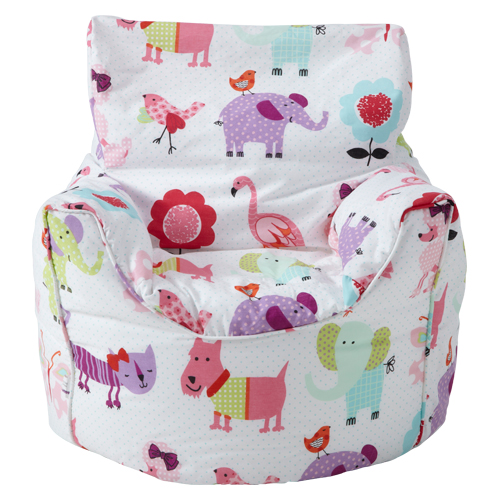 Pretty Looking Bean Bag Chairs For Kids Home Design