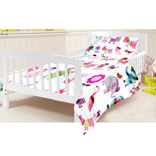 Childrens Junior Cotbed Bed Duvet Cover Amp Pillowcase