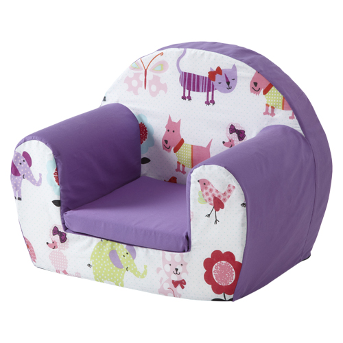 kids children s comfy soft foam chair toddlers armchair seat nursery