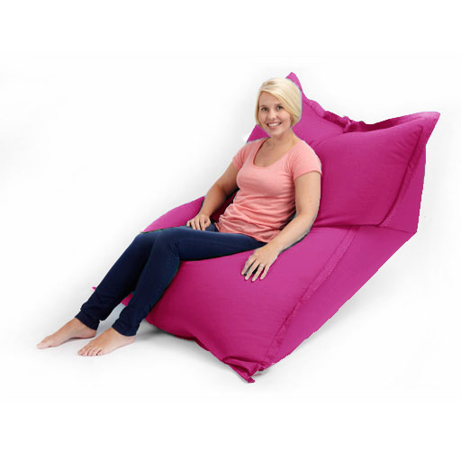 L giant floor cushion outdoor bean bag garden