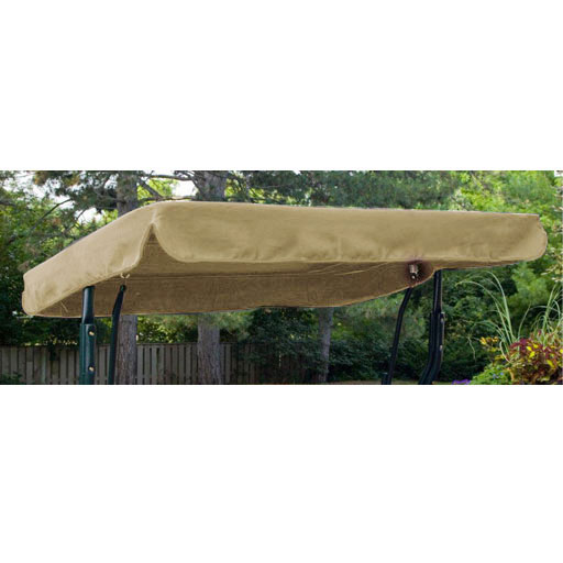 Replacement-Canopy-for-Swing-Seat-Garden-Hammock-2-  sc 1 st  eBay & Replacement Canopy for Swing Seat Garden Hammock 2 u0026 3 Seater ...