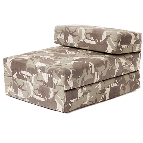camouflage design boys bedroom chair beds single or  camouflage design boys bedroom chair beds single or double z bed      rh   ebay co uk