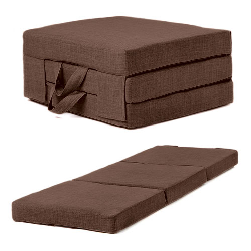 Fold Out Guest Mattress Foam Bed Single Amp Double Sizes