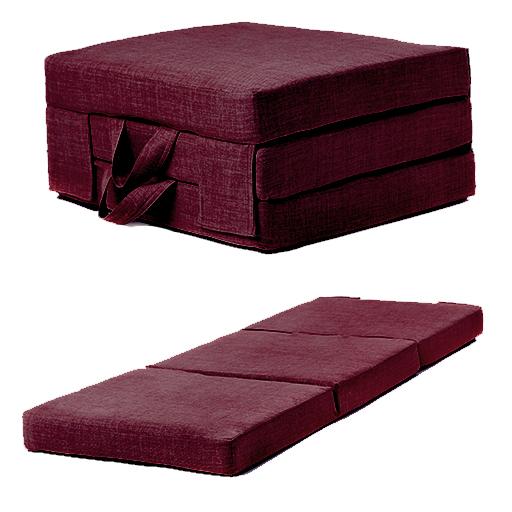 fold out guest mattress foam bed single double sizes futon z bed folding sofa ebay. Black Bedroom Furniture Sets. Home Design Ideas