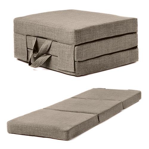 Fold Out Guest Mattress Foam Bed Single Double Sizes Futon Z Bed Folding Sofa Ebay