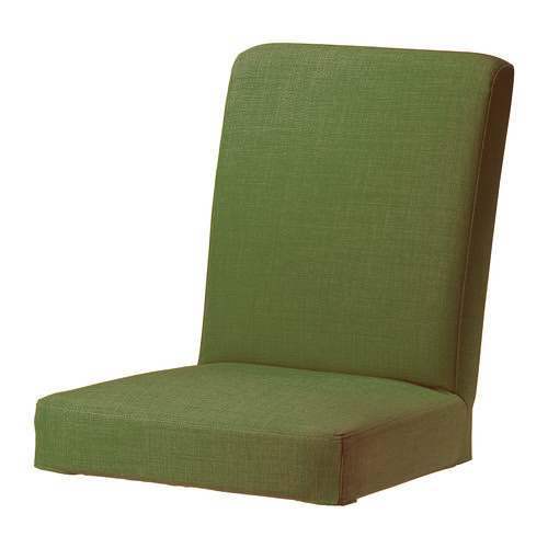 lime skiftebo custom replacement slip cover for ikea henriksdal dining chairs ebay. Black Bedroom Furniture Sets. Home Design Ideas