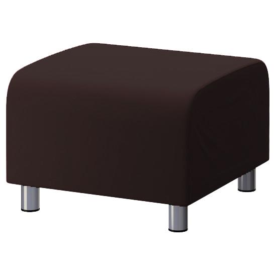 bezug f r ikea klippan fu bank 100 baumwolle sofa berwurf schemel ebay. Black Bedroom Furniture Sets. Home Design Ideas