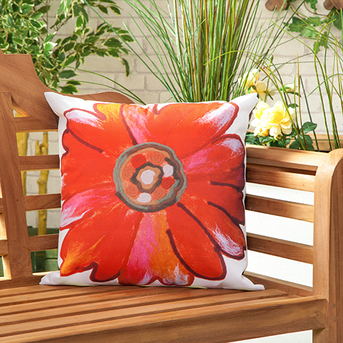 Water Resistant Canvas Outdoor Cushions Water Resistant Scatter Garden Furnit