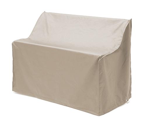Stone Waterproof 2 Seater Bench Cover Garden Furniture Heavy Duty PU Outdoor