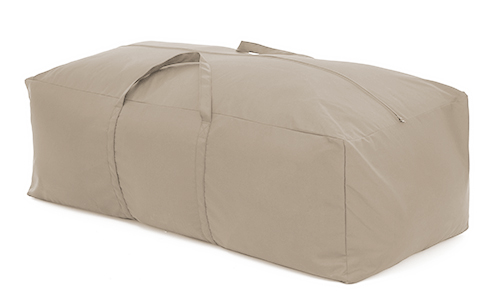 How To Protect A Mattress In Storage Stone Waterproof Large Cushion Storage Bag Cover Garden ...