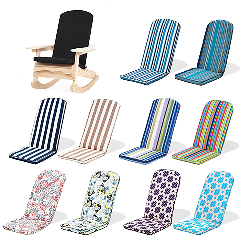 Gardenista dition or fauteuil ber ant adirondack jardin - Coussins pour fauteuils de jardin ...