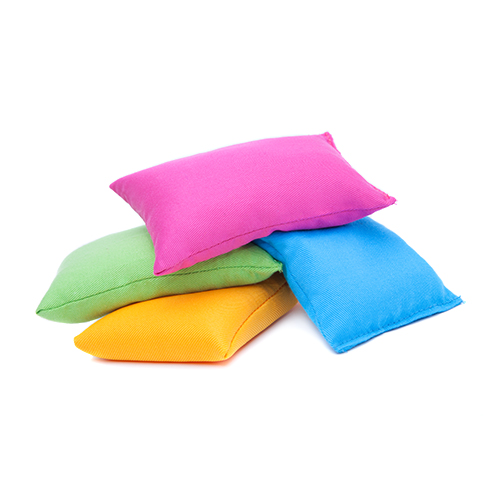 Colourful Sports Day Bean Bags Throwing Catching Play Pe