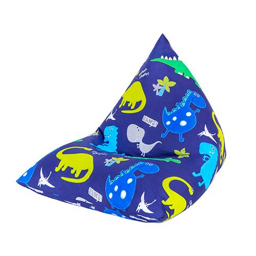 Dinosaurs Large Children S Kids Pyramid Bean Bag Chair