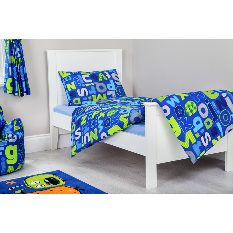 Baby Boy Construction Crib Bedding Set