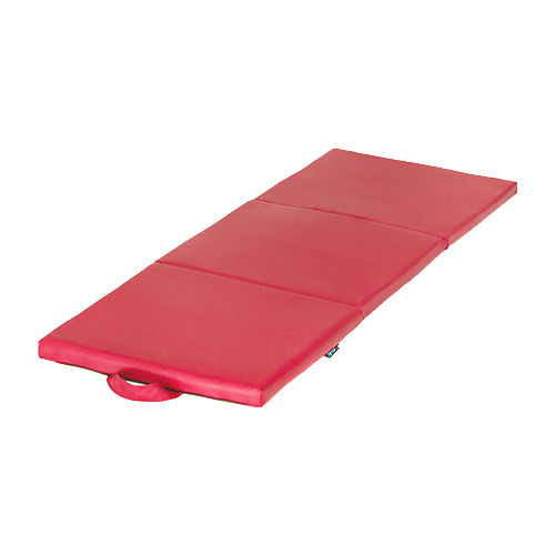 Pink 6ft Folding 2 Quot Thick Gym Mat Exercise Yoga Foam