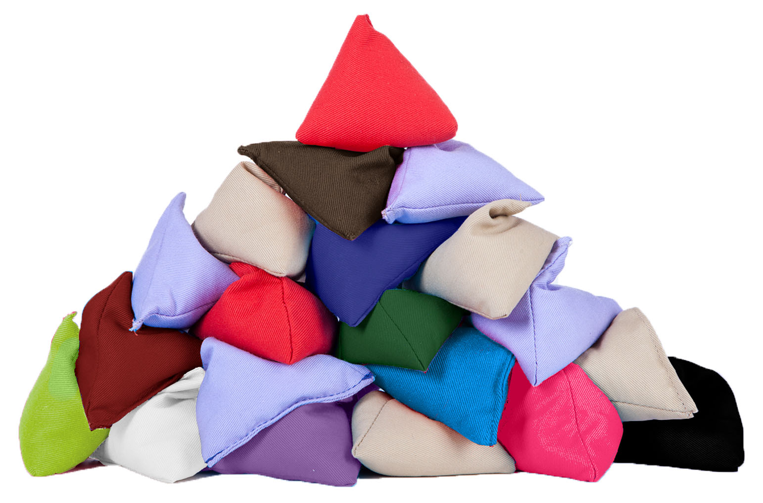 Multipacks Juggling Pyramid Bean Bags Practice Throwing Catching