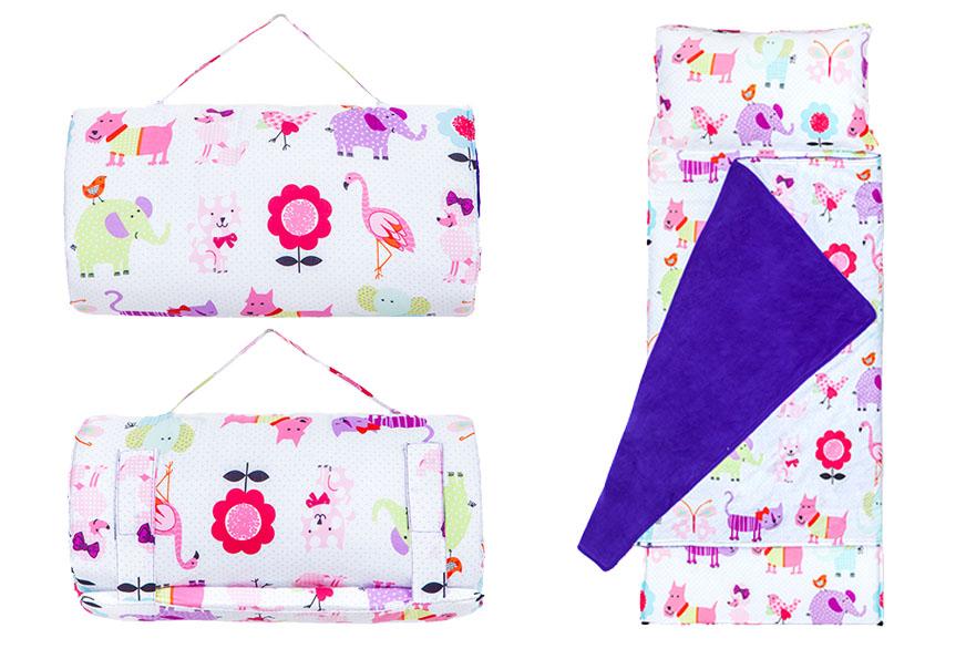 Toddler Nap Mats Blanket Amp Pillow Snuggle Roll
