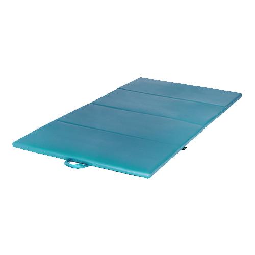 Foldable Gym Mats Uk: Fun!ture Folding Large 8ft Soft Play Gym Mat Exercise Yoga