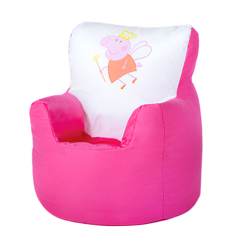 Children 39 S Kids Character Bean Bag Arm Chairs Toddler Seat