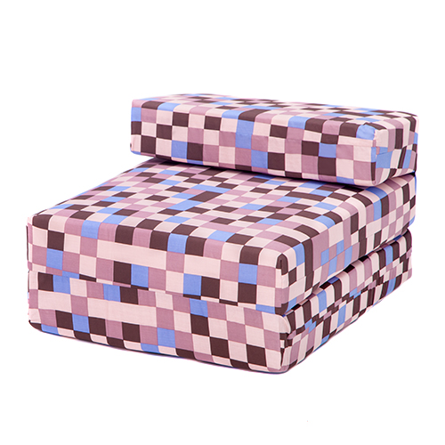 Pixels Kids Foam Fold Out Sleep Over Guest Single Futon Chair Sofa Z Bed Seat Ebay