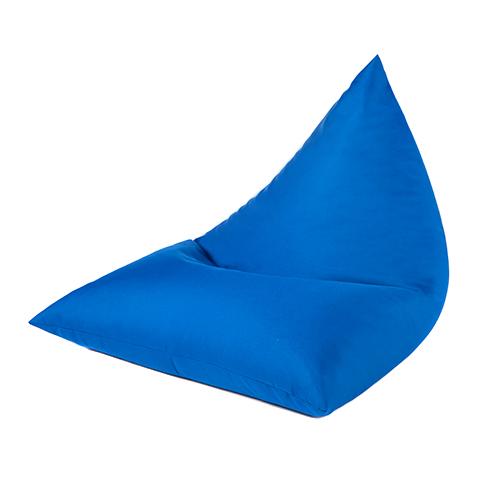 Blue Waterproof XXL Garden Bean Bag Gamer Lounger Recliner Gaming Chair Patio