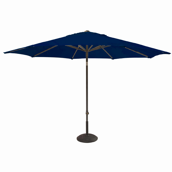 Replacement waterproof fabric garden parasol canopy cover for Parasol impermeable terrasse