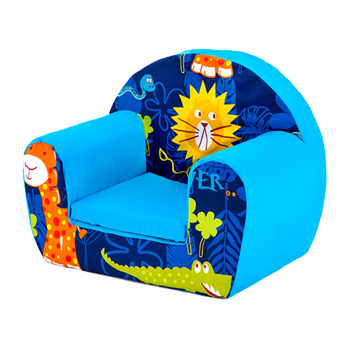 Toddler Cushion Kids Sofa Cover Cartoon Couch Children Chair Baby Seat Armchair