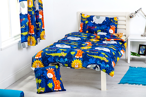 Childrens Junior Cotbed Bed Duvet Cover Amp Pillowcase