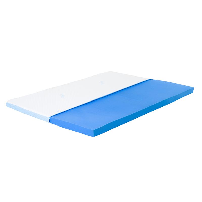 Gelify Double Bed Size 3 Gel Feel Foam Mattress Topper Cover Ebay