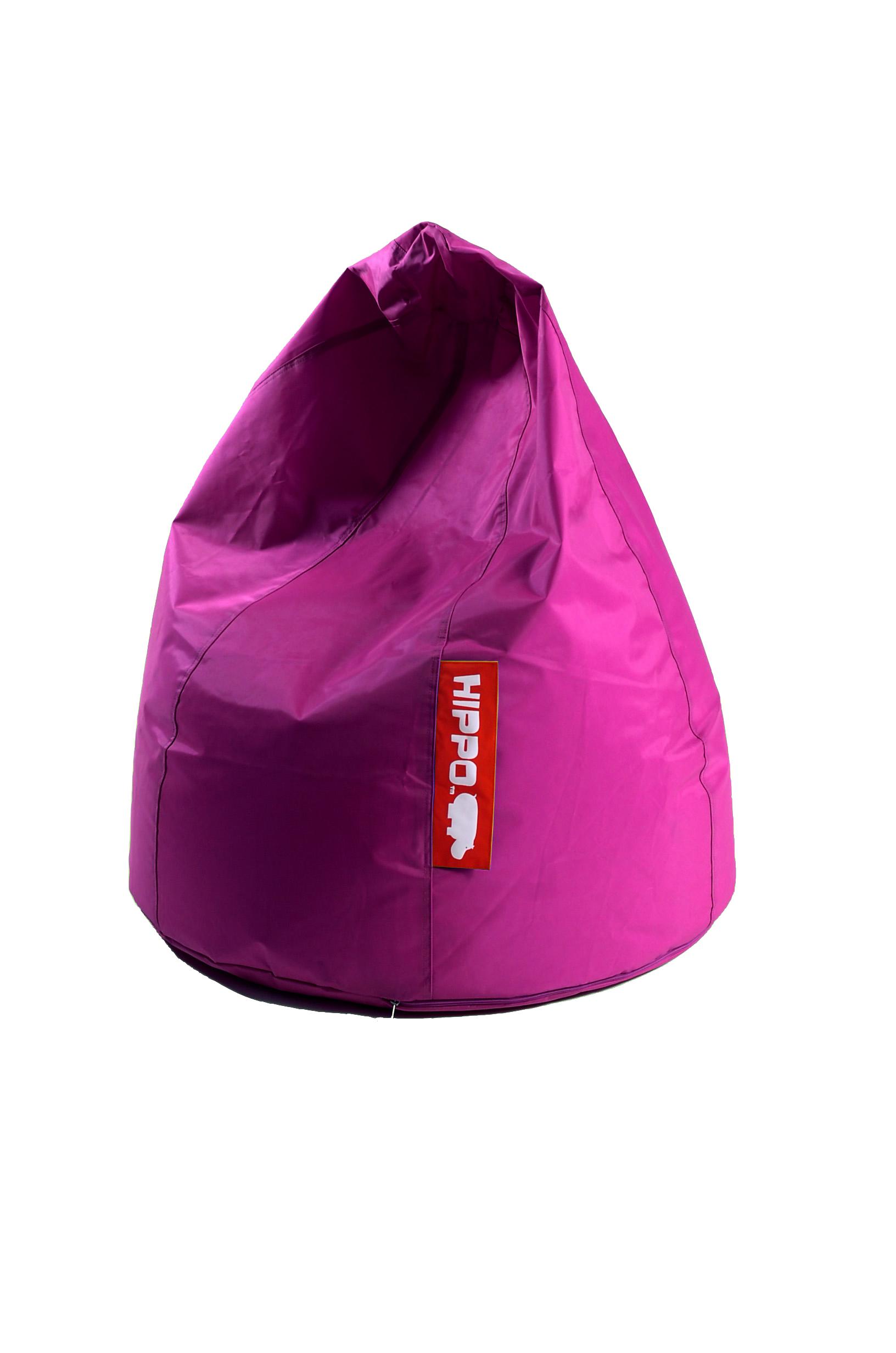 Hippo Pod Bean Bag Water Resistant Beanbag Gamer Adult