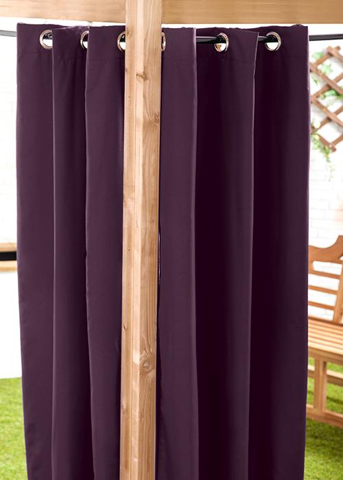 patio vorh nge m belideen. Black Bedroom Furniture Sets. Home Design Ideas
