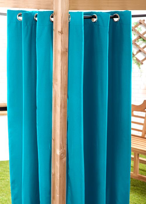 """Wasserdicht für draußen vorhang Ösen blende 55"""" garten dekor ..."""