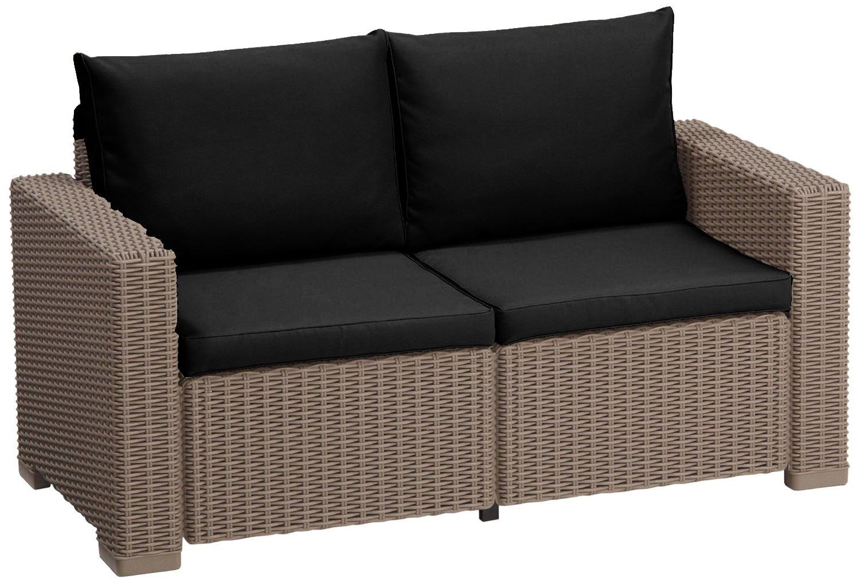 Cushion Pads For Keter Allibert California Rattan Garden Furniture Sofa Armchair Ebay