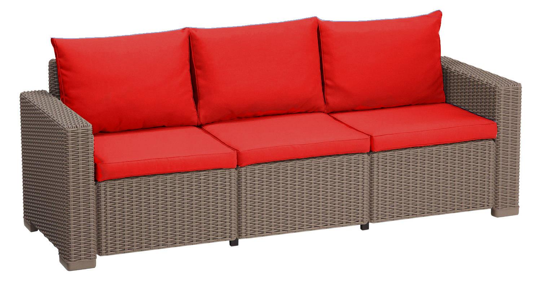 Komplett Neu Cushion Pads for Keter Allibert California Rattan Garden Furniture  AT74