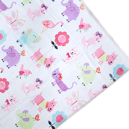 Childrens prints arts crafts upholstery sew fabric for Children s material sewing