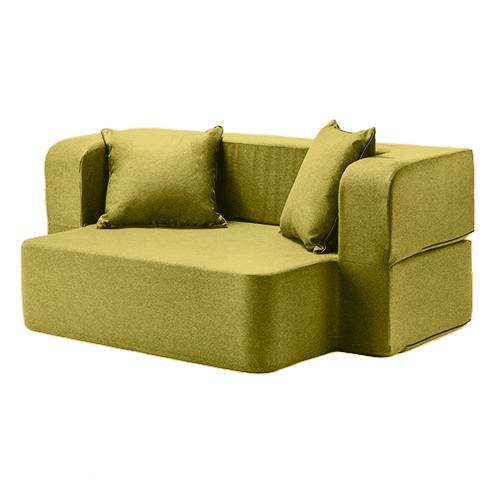 Poppy Sofa Bed Versatile Foam Easy Flip 2 Seater Apartment