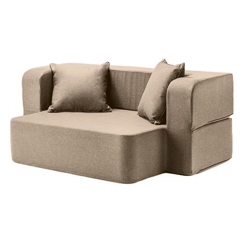 Foam Flip Out Sofa Fold Double Guest Z Bed Chair