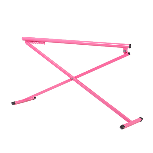 Pink Madison Ballet Barre Metal Folding Training Free