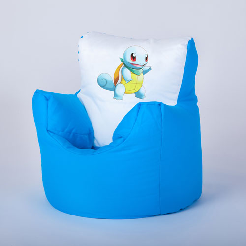 Childrens Kids Character Bean Bag Arm Chairs Toddler Seat Furniture Beanbag TV