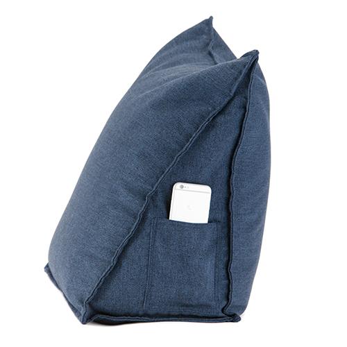 Sapphire Bean Bag Back Support Bed Wedge Reflux Pillow