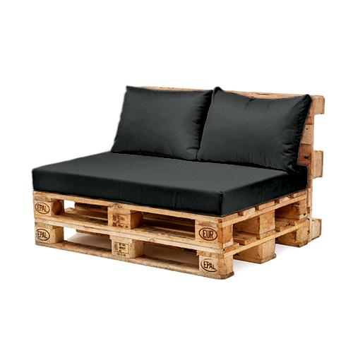 palette gartenm bel kissen sets wasserfest abdeckungen. Black Bedroom Furniture Sets. Home Design Ideas