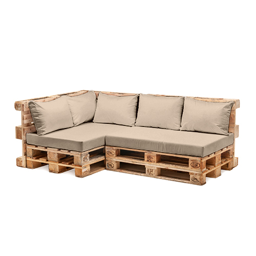 pallet garden furniture cushions sets water resistant covers seat